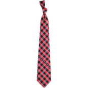Eagles Wings MLB Arizona Diamondbacks Woven Check Tie