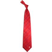 Eagles Wings MLB Philadelphia Phillies Oxford Woven Silk Tie