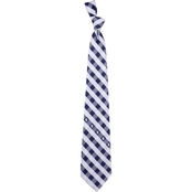 Eagles Wings MLB San Diego Padres Woven Check Tie