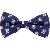Eagles Wings MLB Detroit Tigers Logo Bow Tie