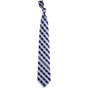 Eagles Wings MLB New York Yankees Woven Check Tie