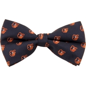 Eagles Wings MLB Baltimore Orioles Woven Repeat Bow Tie