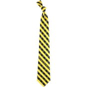 Eagles Wings MLB Pittsburgh Pirates Woven Check Tie