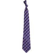Eagles Wings MLB Colorado Rockies Woven Check Tie
