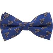 Eagles Wings NHL St. Louis Blues Logo Bow Tie