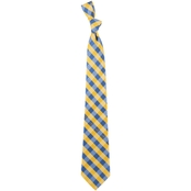 Eagles Wings NHL St. Louis Blues Woven Checked Tie