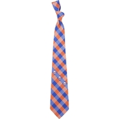 Eagles Wings NHL New York Islanders Woven Checked Tie