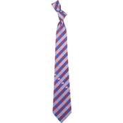 Eagles Wings NHL Colorado Avalanche Woven Checked Tie