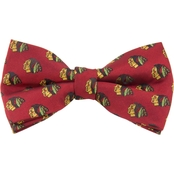 Eagles Wings NHL Chicago Blackhawks Logo Bow Tie