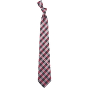 Eagles Wings NHL Arizona Coyotes Woven Checked Tie