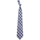Eagles Wings NHL Winnipeg Jets Woven Checked Tie