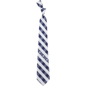 Eagles Wings NHL Toronto Maple Leafs Woven Checked Tie