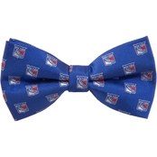 Eagles Wings NHL New York Rangers Logo Bow Tie