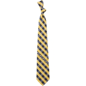 Eagles Wings NHL Nashville Predators Woven Checked Tie