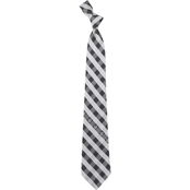 Eagles Wings NHL Los Angeles Kings Woven Checked Tie