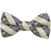 Eagles Wings NHL Pittsburgh Penguins Checked Bow Tie