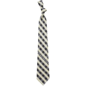 Eagles Wings NHL Pittsburgh Penguins Woven Checked Tie