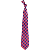 Eagles Wings NFL Buffalo Bills Grid Necktie