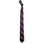 Eagles Wings NFL Chicago Bears Skinny Plaid Necktie