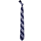 Eagles Wings NFL Dallas Cowboys Skinny Plaid Necktie