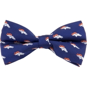 Eagles Wings NFL Denver Broncos Logo Bow Tie