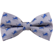 Eagles Wings NFL Detroit Lions Logo Bow Tie