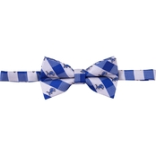 Eagles Wings NFL Detroit Lions Checked Bow Tie