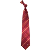 Eagles Wings NFL Washington Redskins Oxford Woven Silk Necktie