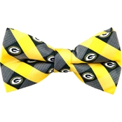 Eagles Wings NFL Green Bay Packers Checked Bow Tie