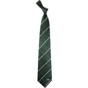 Eagles Wings NFL New York Jets Oxford Woven Silk Necktie