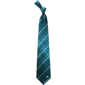 Eagles Wings NFL Philadelphia Eagles Oxford Woven Silk Necktie