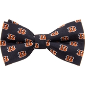 Eagles Wings NFL Cincinnati Bengals Logo Bow Tie