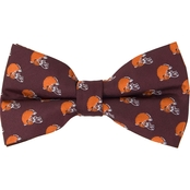 Eagles Wings NFL Cleveland Browns Logo Bow Tie