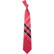 Eagles Wings NFL Arizona Cardinals Grid Necktie