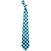 Eagles Wings NFL Jacksonville Jaguars Checked Necktie