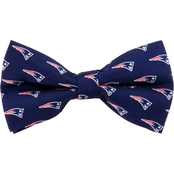 Eagles Wings NFL New England Patriots Logo Bow Tie
