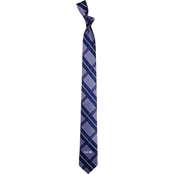 Eagles Wings NFL Seattle Seahawks Skinny Plaid Necktie