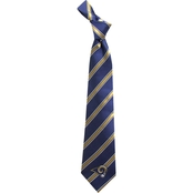 Eagles Wings NFL Los Angeles Rams Striped Necktie