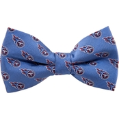Eagles Wings NFL Tennessee Titans Logo Bow Tie
