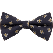 Eagles Wings NFL New Orleans Saints Logo Bow Tie