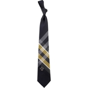 Eagles Wings NFL New Orleans Saints Grid Necktie
