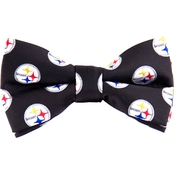 Eagles Wings NFL Pittsburgh Steelers Logo Bow Tie