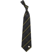 Eagles Wings NFL Pittsburgh Steelers Oxford Woven Silk Necktie