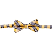 Eagles Wings NCAA UCF Knights Check Bow Tie