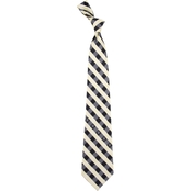 Eagles Wings NCAA Vanderbilt Commodores Check Tie