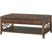 Klaussner Trisha Yearwood Georgia Cocktail Table