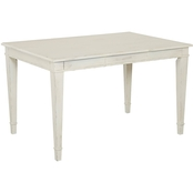 Klaussner Southern Kitchen Counter Height Dining Table