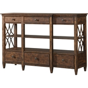 Klaussner Trisha Yearwood Bakersfield Sideboard, Brown