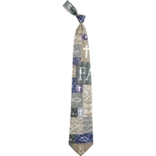 Eagles Wings Faith Hope Love 2 Silk Necktie