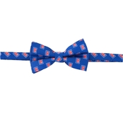 NBA Los Angeles Clippers Woven Repeat Bow Tie